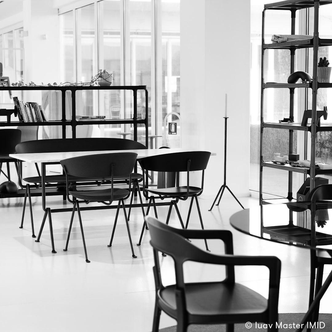 iuav master IMID showroom Magis headquarter Torre di Mosto ronan & erwan bouroullec design