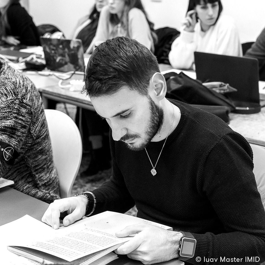 iuav master imid comunicazione visiva MLXL book studenti
