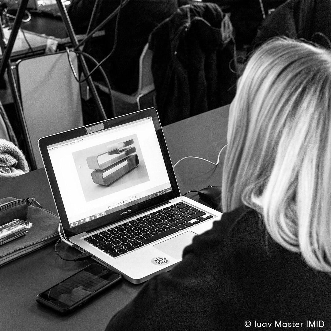 iuav master IMID modellazione 3D esercitazione in aula 3dsmax