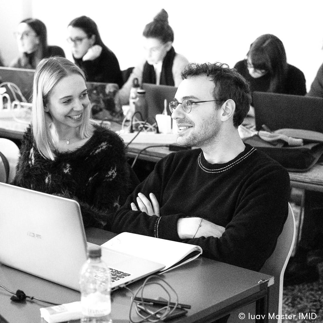 iuav master IMID rendering e post-produzione studenti