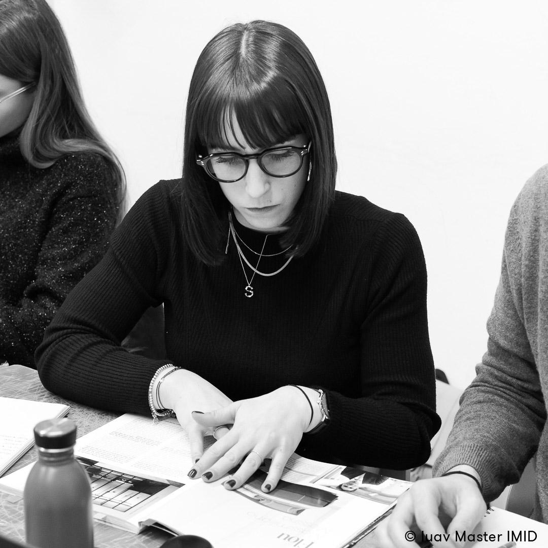 iuav master IMID lezione interior design studenti riviste
