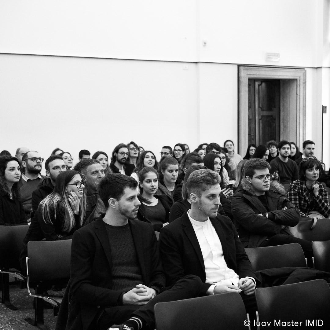 iuav master IMID aula tafuri tesi 7^ edizione pubblico