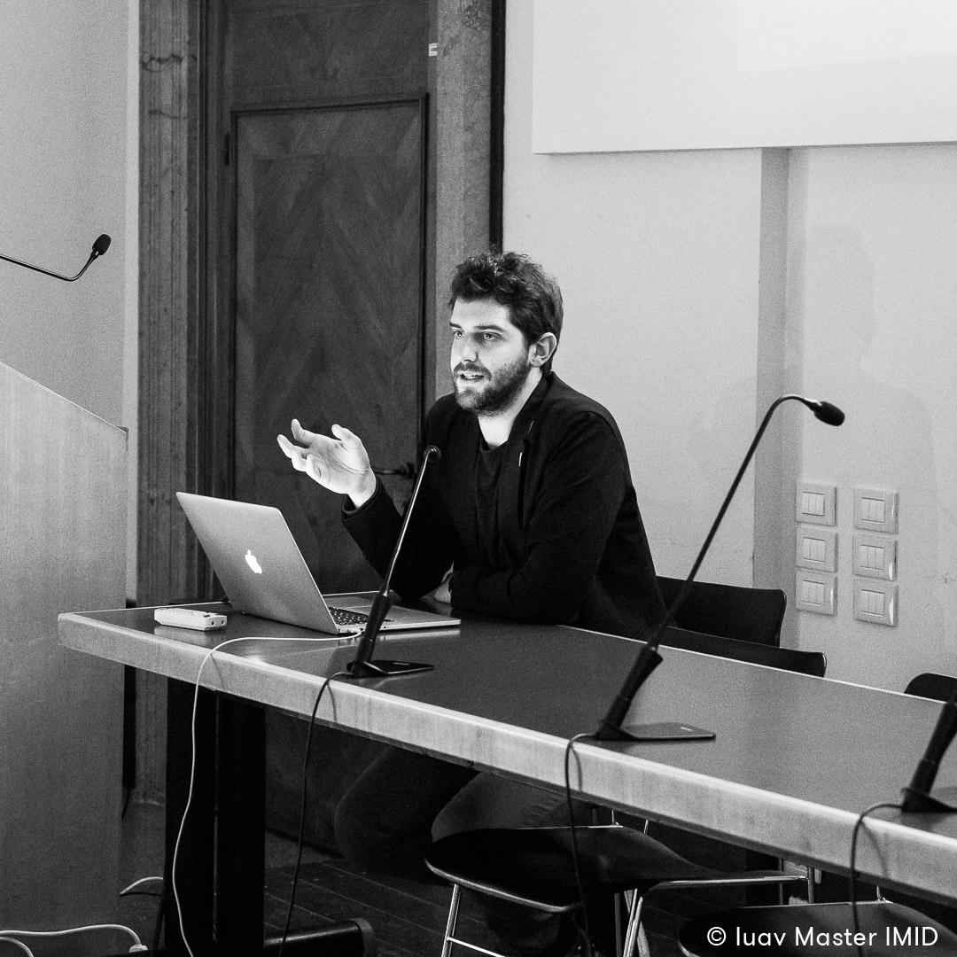 iuav master IMID aula tafuri presentazione tesi studenti 7^ edizione
