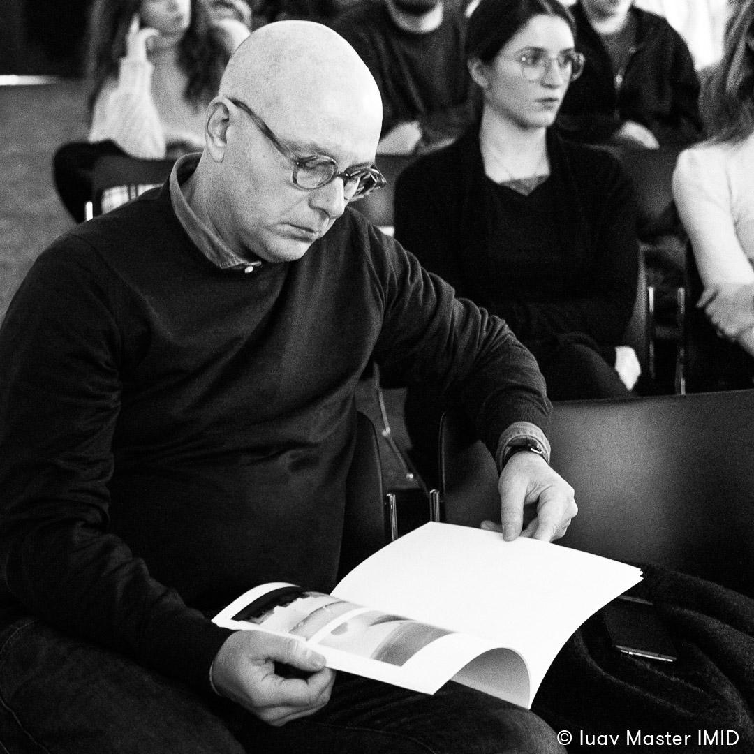 iuav master IMID aula tafuri 7^ edizione giovanni siard
