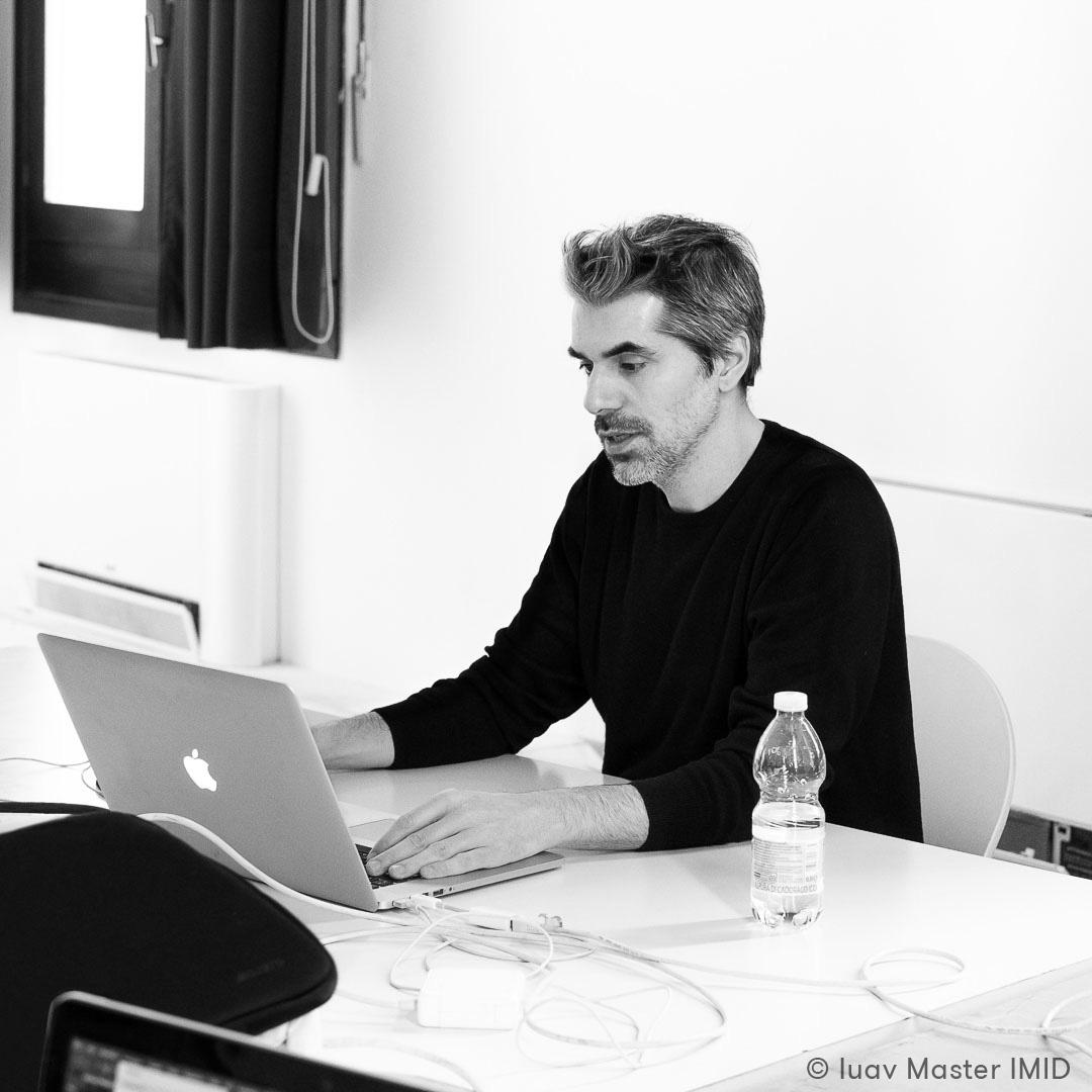 iuav master IMID lezione rendering e post-produzione luciano comacchio